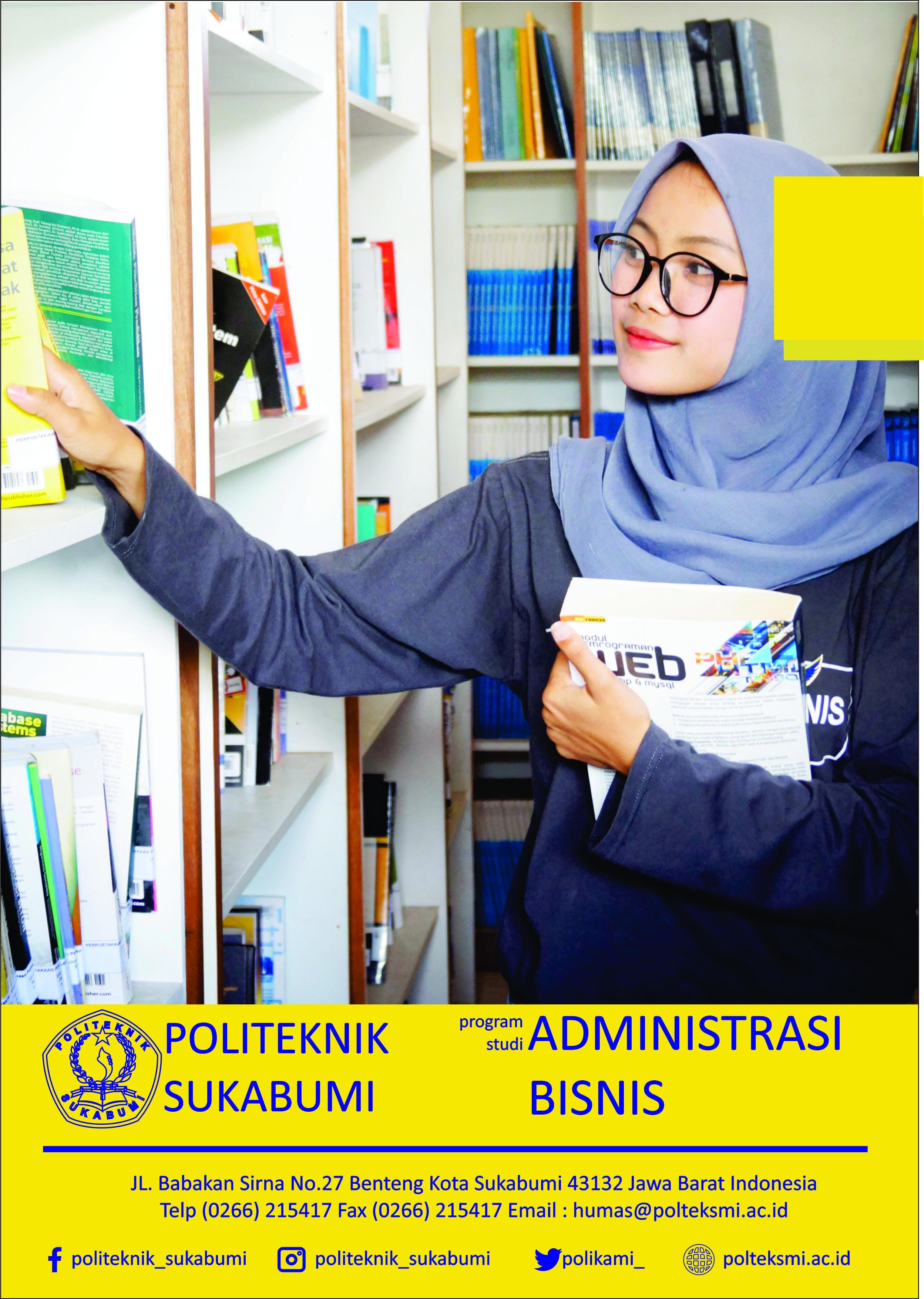 Brosur Administrasi Bisnis